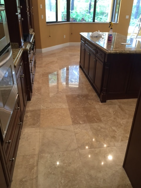 White epoxy Weston Florida - Great Finishes