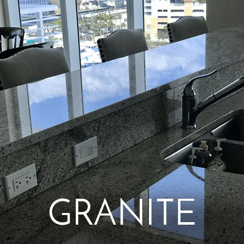 Granite Weston Fl - in the Kitchen