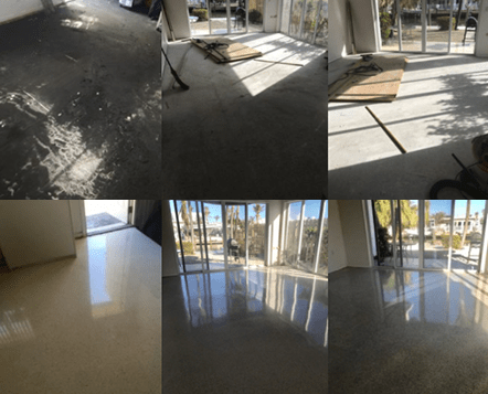 Terrazzo Maintenance - Great Finishes